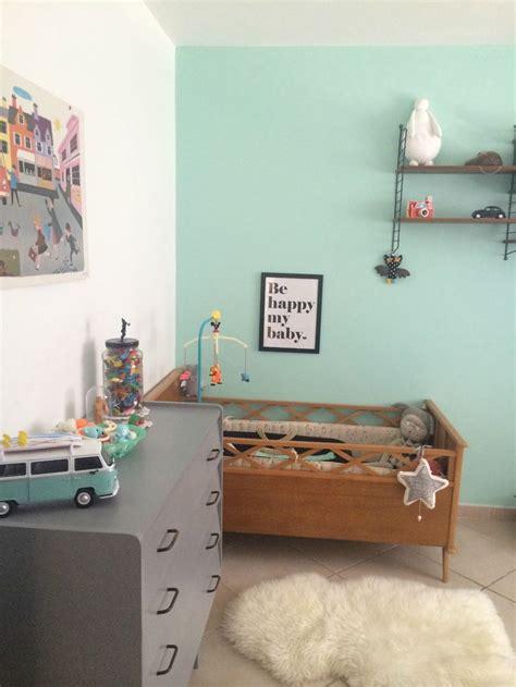mur chambre bébé couleur mur chambre bebe fille kirafes