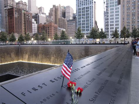 Never Forget The 911 Memorial In New York City  Places
