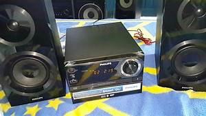 Review Microsistema De Audio Philips Btm 2360  77