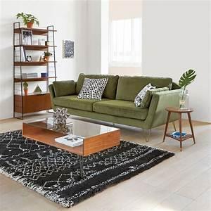 un canape 4 possibilites joli place With nettoyage tapis avec canape jaune velours