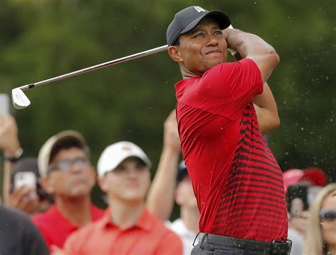 Flashes of the old Tiger Woods, and a new version everyone ...