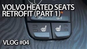 Retrofitting Heated Seats In  Volvo  C30  S40  V50  C70
