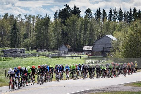 4 groups of four teams in a single round robin format. Tour of Alberta - Stage 3 - Riders pass by an old ranch along the... News Photo - Getty Images