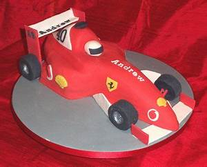 car cake designs for men racing car cake cake With f1 car cake template