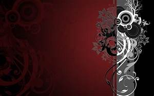 Cool Red And Black Wallpapers 3 Background Wallpaper ...