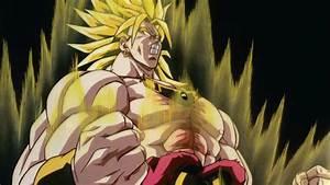 Legendary Super Saiyan Broly In Dragon Ball Super ...