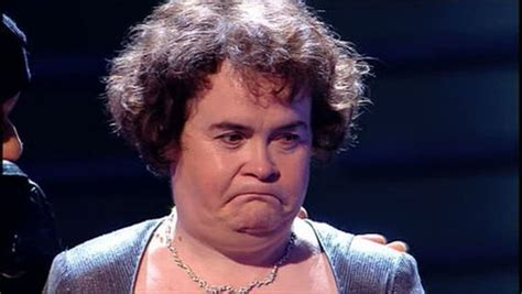 Susan Boyle Collapsed Before Being Rushed To Priory