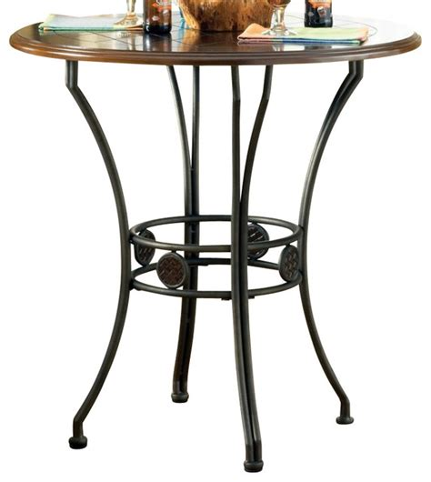 36 inch round kitchen table steve silver wimberly 36 inch round counter height table