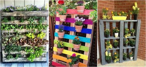 Garten Gestalten Mit Paletten by Der Paletten Garten Einfache Und Stilvolle Ideen