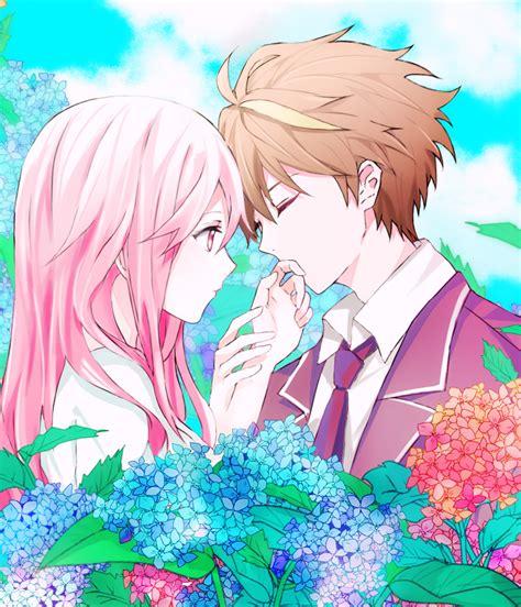 anime guilty crown download yuzuriha inori guilty crown zerochan anime image board