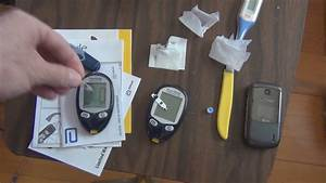 Freestyle Lite Glucose Monitor Instructions