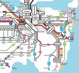 Sydney  A New Frequent Network Diagram  U2014 Human Transit