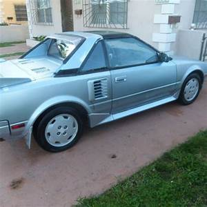 Find Used 1989 Toyota Mr2 W   Manual Transmission In Miami