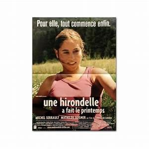 Une Hirondelle Fait Le Printemps : cin ma passion la boutique du cin ma ~ Melissatoandfro.com Idées de Décoration