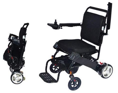 q chair lithium powered folding electric wheelchair power