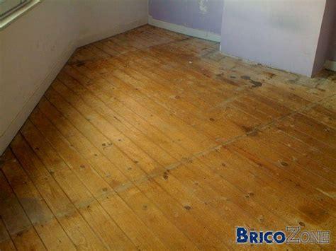 carrelage sur plancher en bois