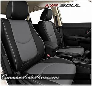 2010 - 2013 Kia Forte Custom Katzkin Leather UpholsterySoul