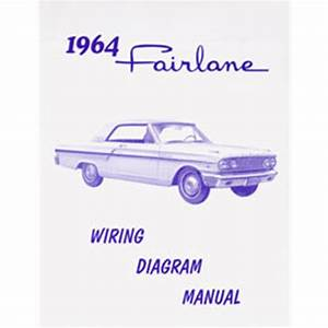 1964 Ford Galaxie Wiring Diagram
