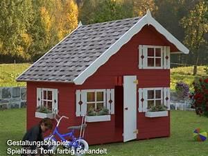 Gartenhaus 2 Etagen : spielhaus tom gr e 2 20 x 1 80 m ~ Frokenaadalensverden.com Haus und Dekorationen