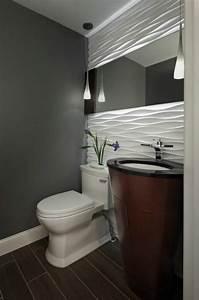 Salle De Bain Grise Et Bois : les panneaux muraux o trouver votre mod le ~ Melissatoandfro.com Idées de Décoration