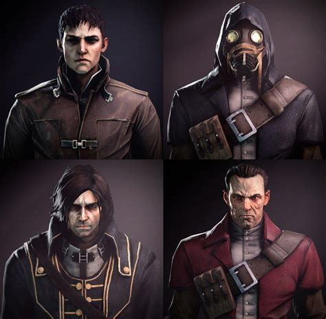 453 Best Dishonored Images On Pinterest Videogames