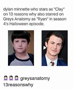 Dylan Minnette Who Stars as Clay on 13 Reasons Why Also ...