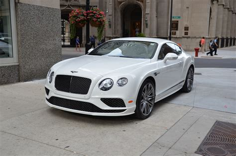 used bentley 2016 bentley continental gt speed used bentley used