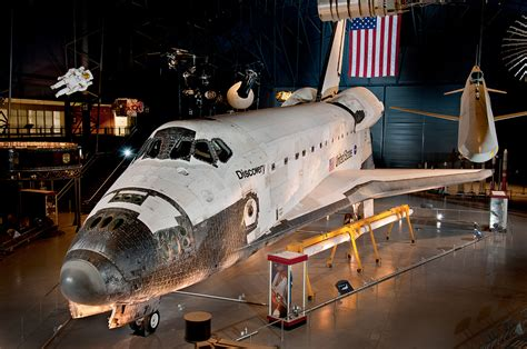 As Space Shuttle Discovery Turns 30, Smithsonian Curator