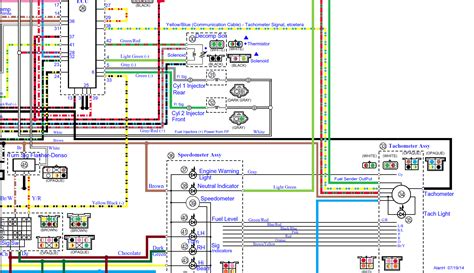 Xv1700 Wiring Diagram by Fuel Sensor Issues Road Warrior Forum Yamaha