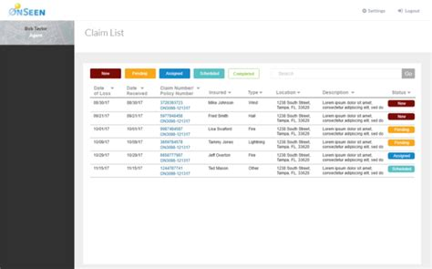 By refining the workflows and processes sales representivies require, insurance agency software allows the company to still grow and keep inline with important policies. Insurance Mobile Workforce Management Software - LiveClaims