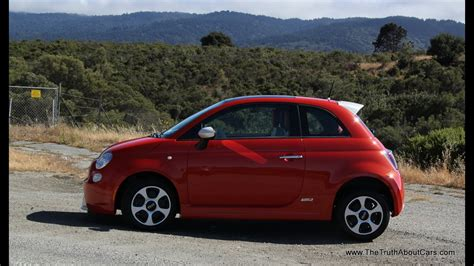 Review Fiat 500e by 2013 2014 Fiat 500e Electric Review And Road Test