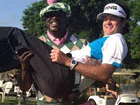 The greatest golf photo of all time? Shaquille O'Neal ...