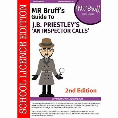 Mr Inspector Calls Licence Guide Edition 2nd