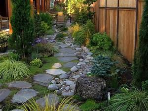 comment creer un jardin alpin sur une terrasse elle With comment realiser un jardin