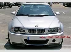 BMW E46 M3 CSL Style Front Bumper
