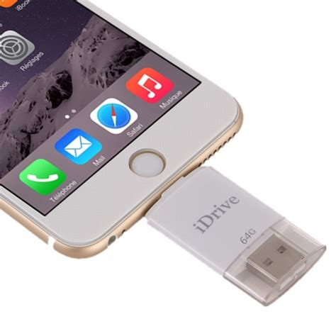 flash for iphone 64gb 8 pin usb idrive ireader flash memory stick for