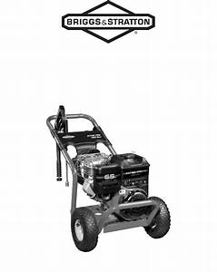 Briggs  U0026 Stratton Pressure Washer 020224