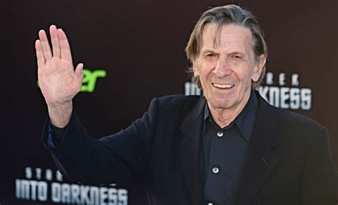 leonard nimoy autobiography leonard nimoy who played spock on star trek dies at 83