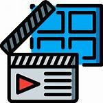 Film Editing Icon Icons Started Students Flaticon