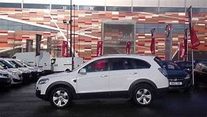 2011 Chevrolet Captiva 2 0 Vcdi Ltz In Olympic White