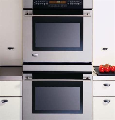 zetsmss  built  electric double oven  ge monogram collection monogram