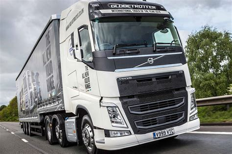 volvo lorries hgv speed limit raised to 60mph on dual carriageways today