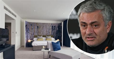Why Jose Mourinho Is Still Living In £816-a-night Luxury Baumgardner Funeral Home Evil Eye Decor Homes In Washington Nc For Rent 78240 Depot Orlando Florida Unique Accessories Loan Down Payment Celebrity