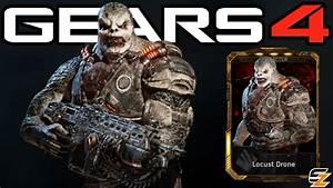 Gears Of War 4 QuotLocust Dronequot Character Multiplayer