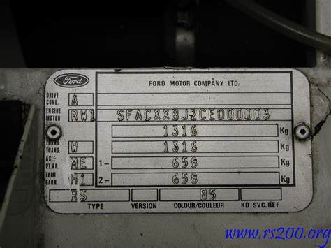"What Does ""chassis Number"" Really Mean?"