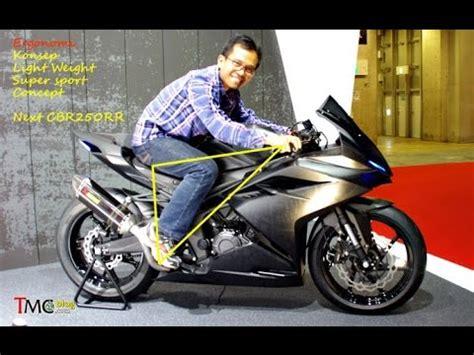 Review Honda Cbr250rr by Review Future Honda Cbr250rr Honda Light Weight