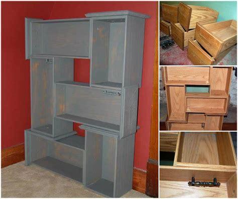 creative ideas diy repurpose  drawers  awesome