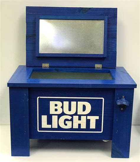bud light chest bud light chest shop collectibles daily