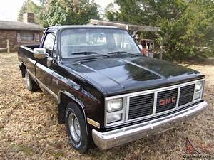 1986 Gmc Truck
