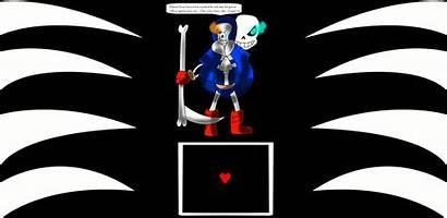 Undertale Papyrus Genocide Battle Final Fan Deviantart